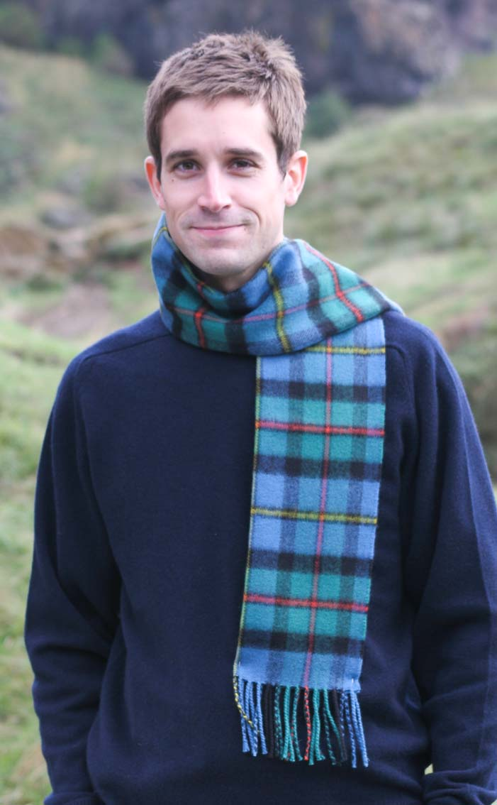 Scarfs Men Scarf And Casual On Pinterest Nice Scarves: Classic Lambswool Tartan Scarf By Scotweb