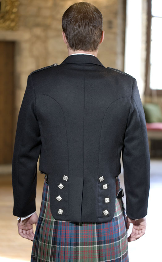 Classic Prince Charlie Jacket And Vest By Scotweb