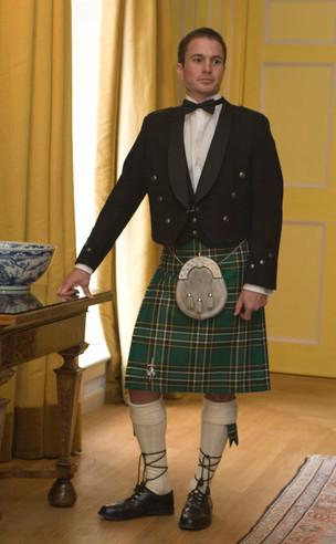 Brian Boru Irish Kilt Outfit