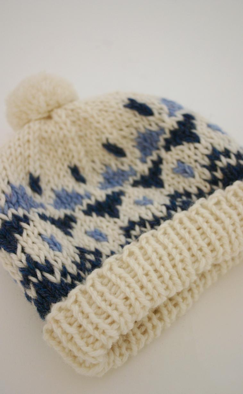 Childs Icelandic Hat by Scotweb