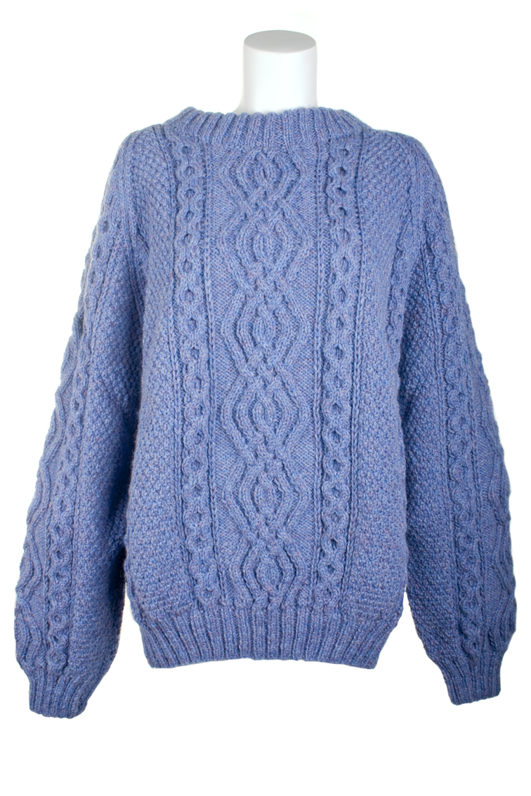 Hand Knitting Designs Sweaters For Men : Hand knitted aran jumpers uk cashmere sweater england