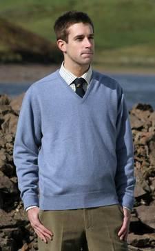 Ladies Cashmere Sweaters
