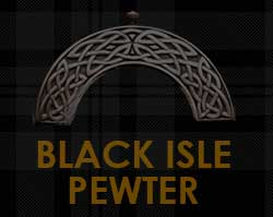 Black Isle Pewter logo