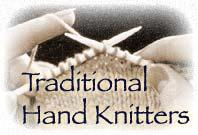 Traditional Hand Knitters logo