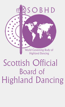 scottish official board of highland dance