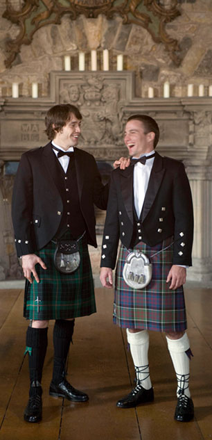 Men's Kilts and Highland Dress