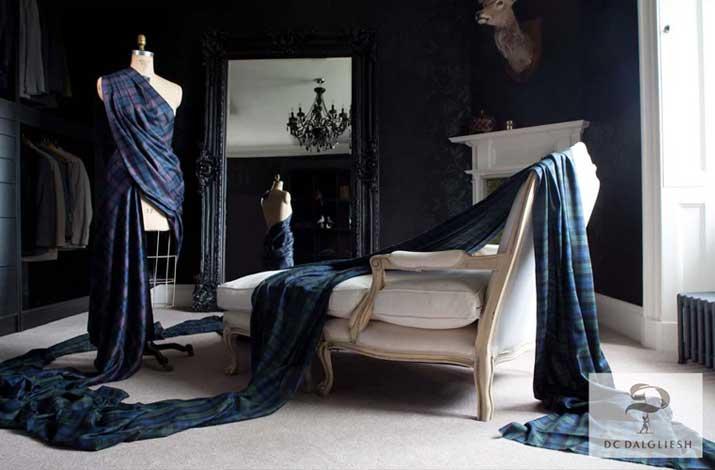 Pure Spun Silk woven to order