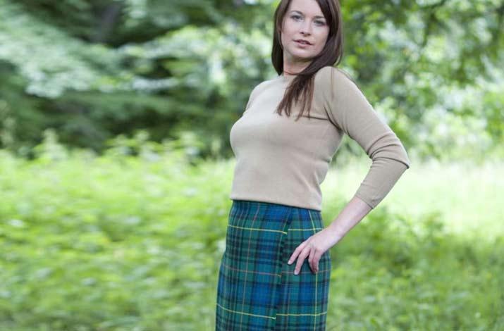 Tartan Skirts