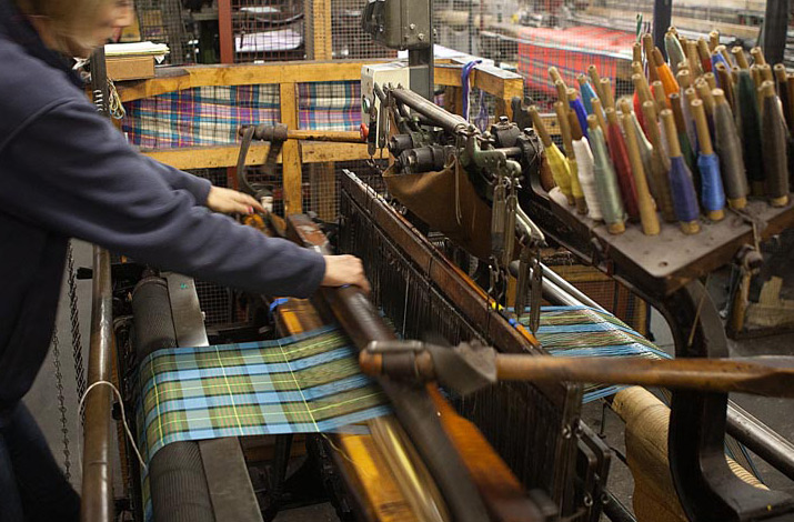 DC Dalgliesh weaving mill.