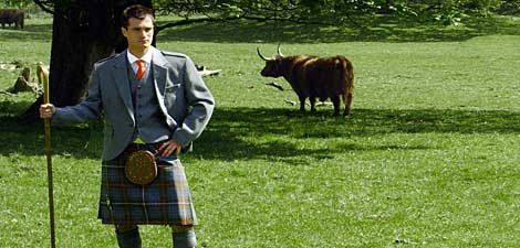 Kilts and kilt outfits