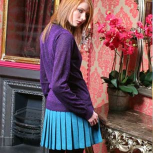 Ladies kilted skirts
