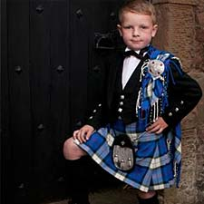 boys kilts and highland dress