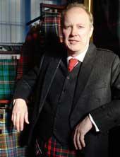 Euan Dalgliesh, Tartan Designer