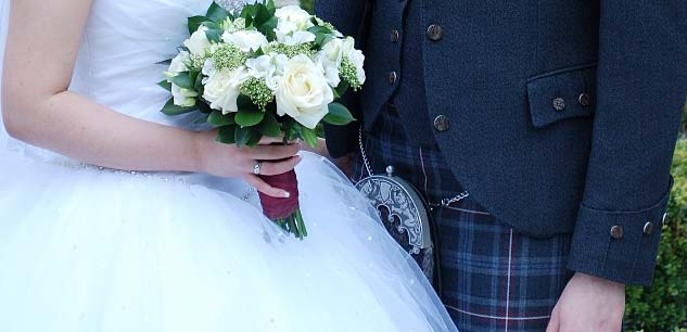 Design your own wedding tartan