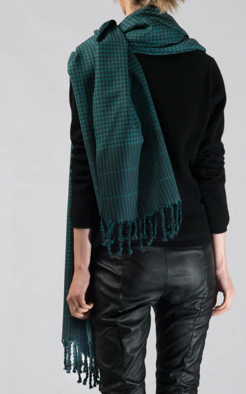 Colour: Kestrel Grey and Verdigris