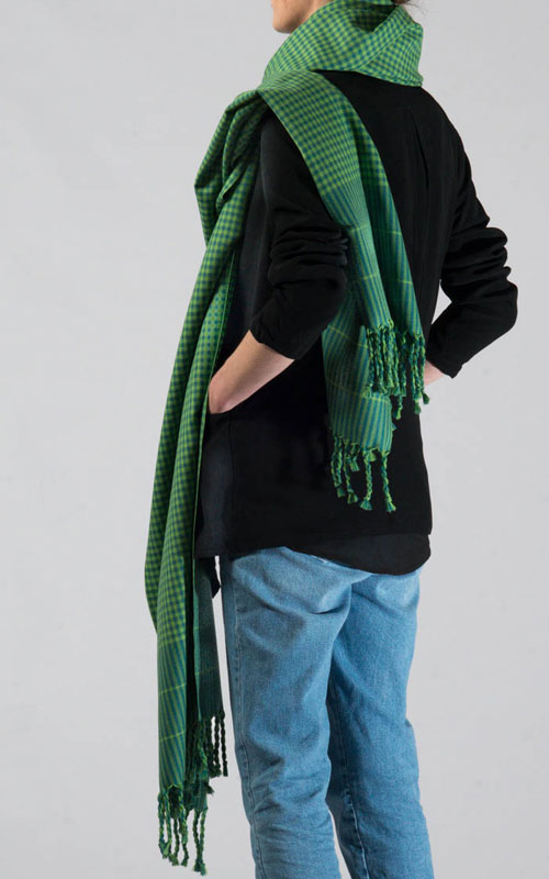 Colour: Verdigris and Topiary