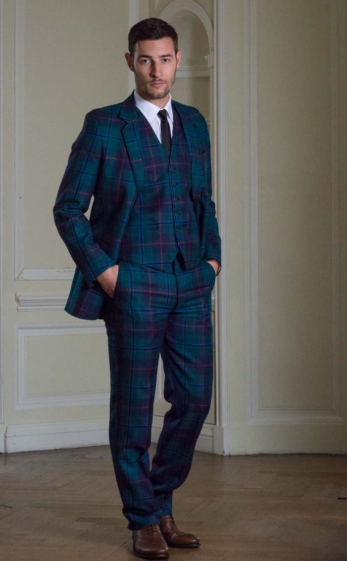 DC Dalgliesh - Hand Crafted Tartans