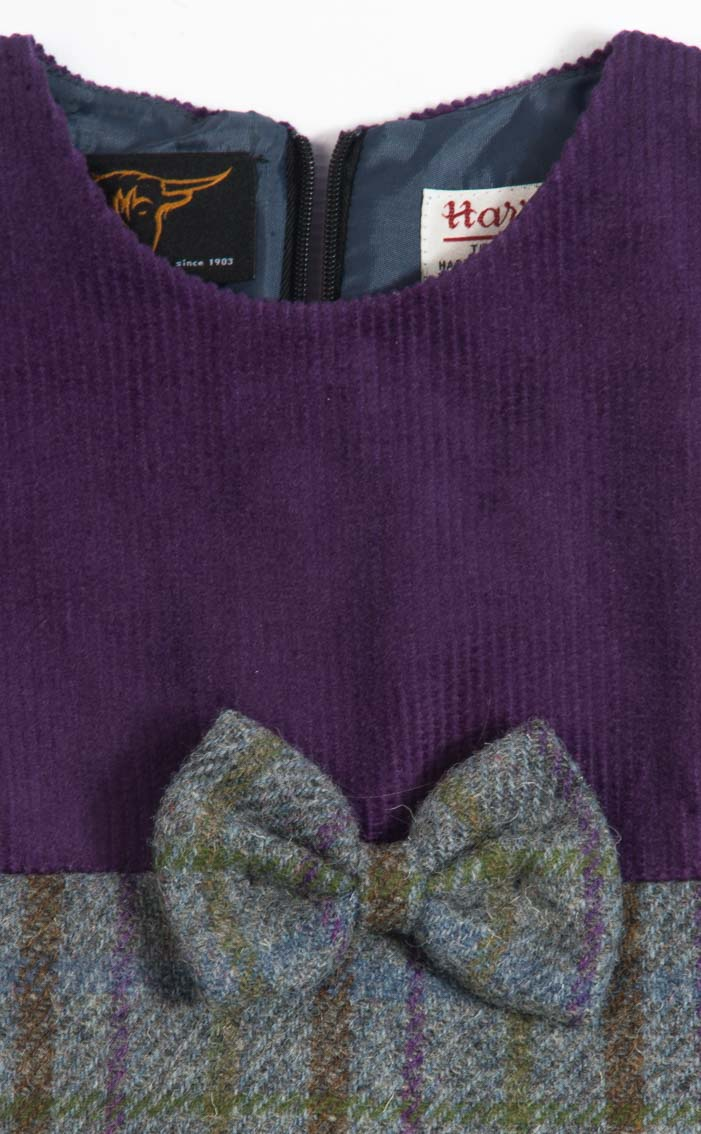 Colour: Purple Check