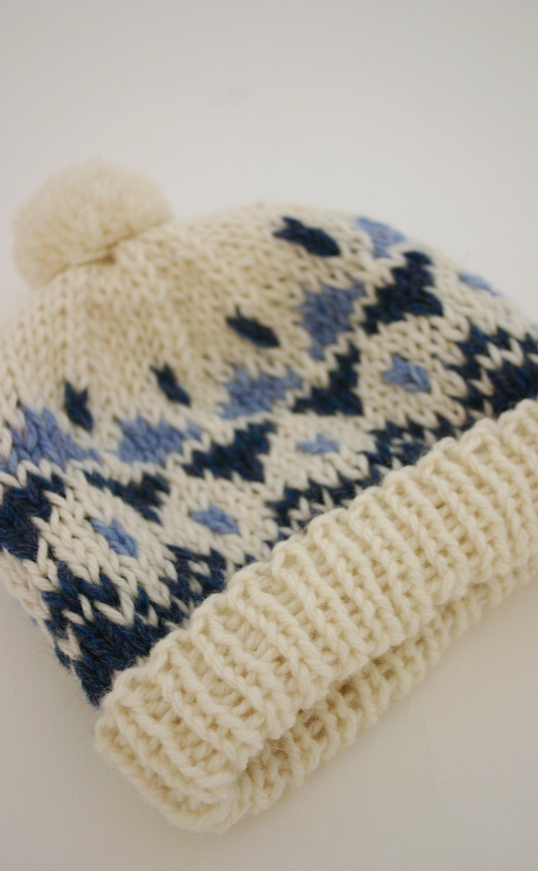 Child\'s Icelandic Hat by Scotweb