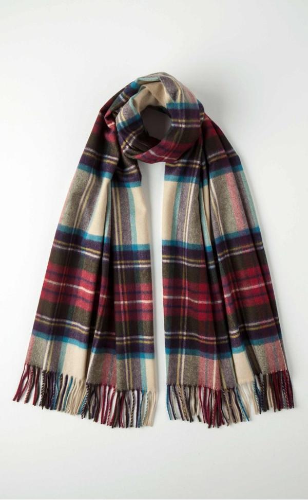 Colour: Hessian Dress Stewart