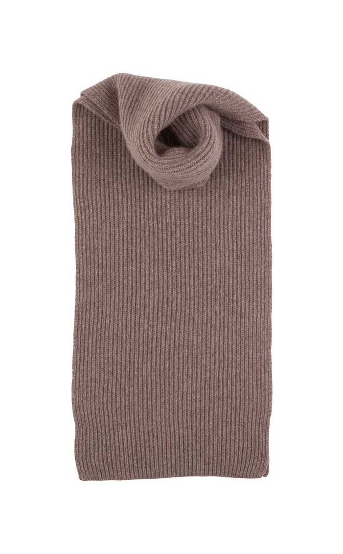 Knitting Pattern For Mens Cashmere Scarf : Knitted Luxury Scottish Cashmere Scarf by Scotweb