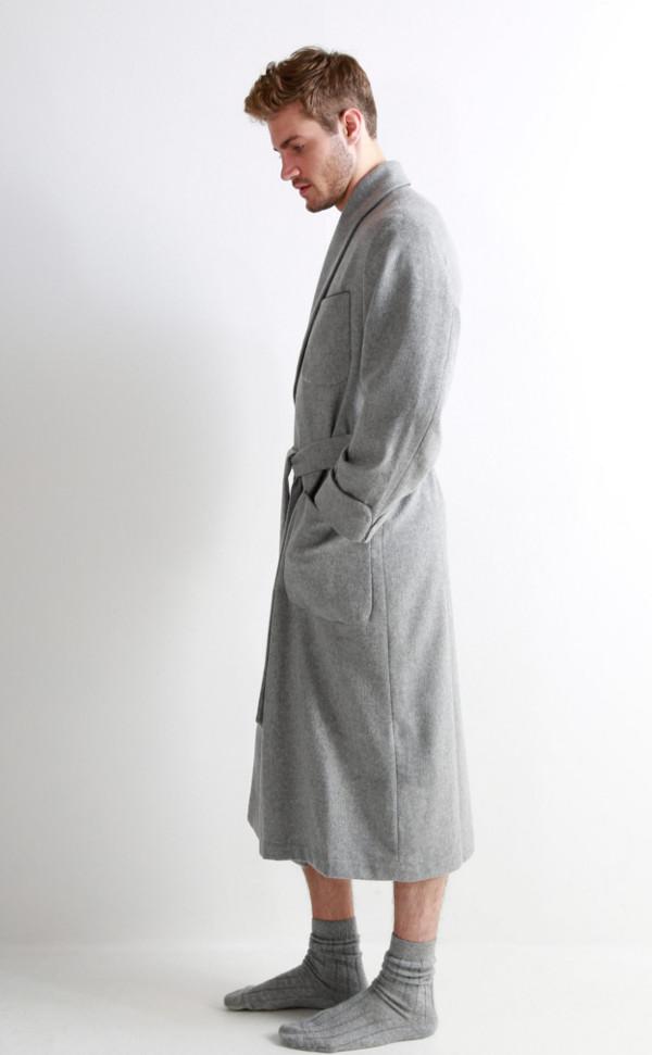 Colour: Grey Melange