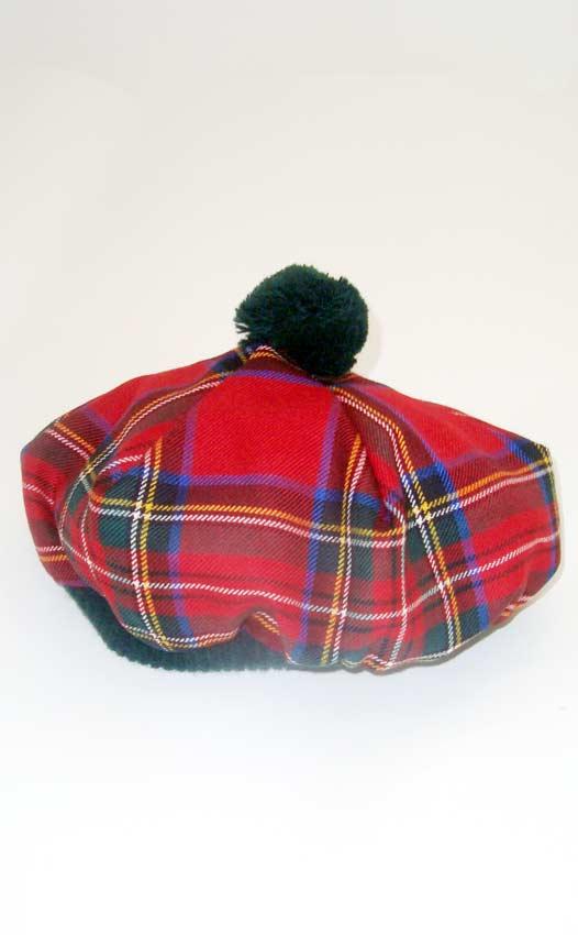 classic tartan tam by scotweb
