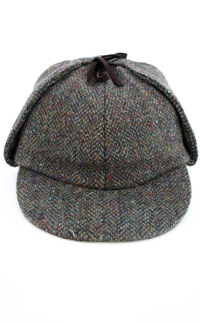 Harris Tweed Deerstalker Hat by Scotweb Originals d5ae4458d69