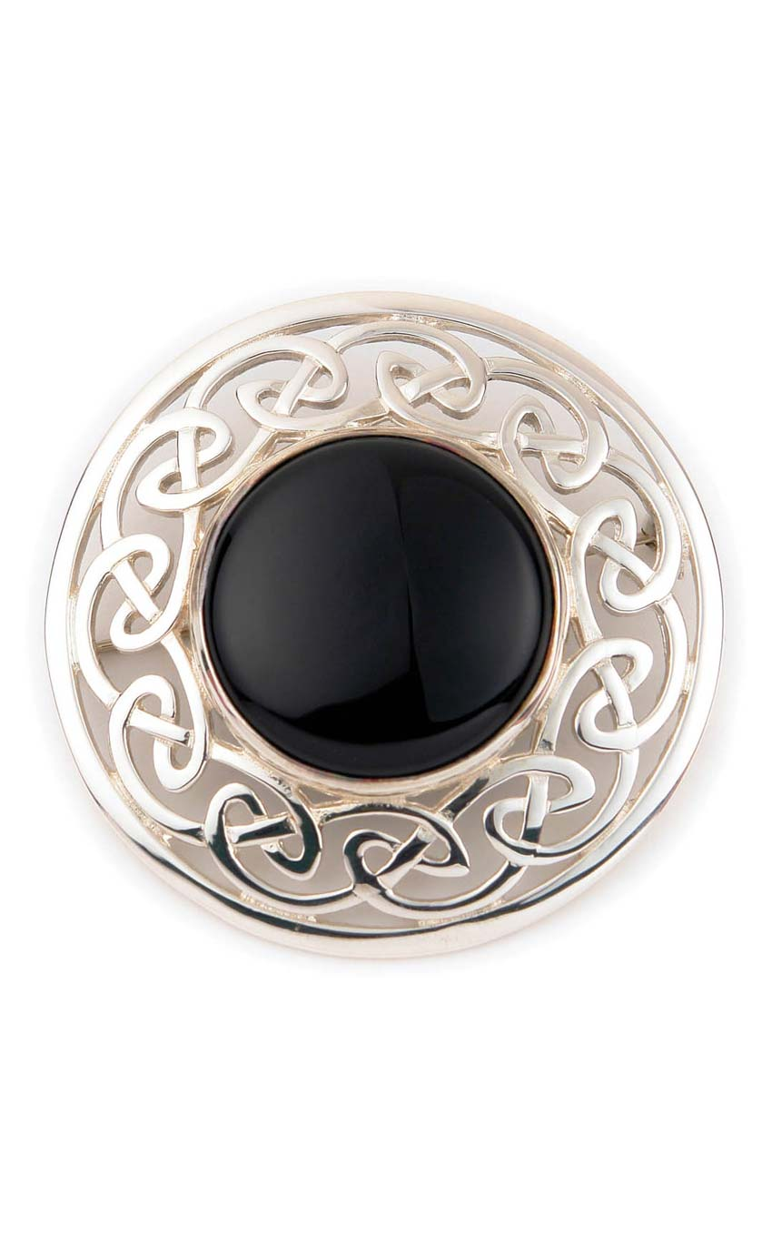 usd celtic motif triskele bm brooch mm with product