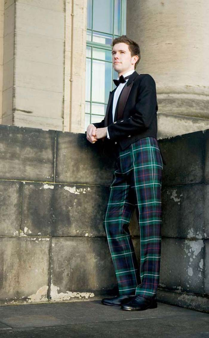 What Shoes To Wear With Tartan Trousers