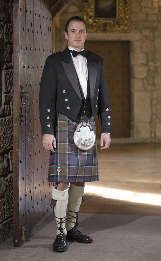 The Balmoral Kilt Traditional 8 Yard Kilt By Scotweb