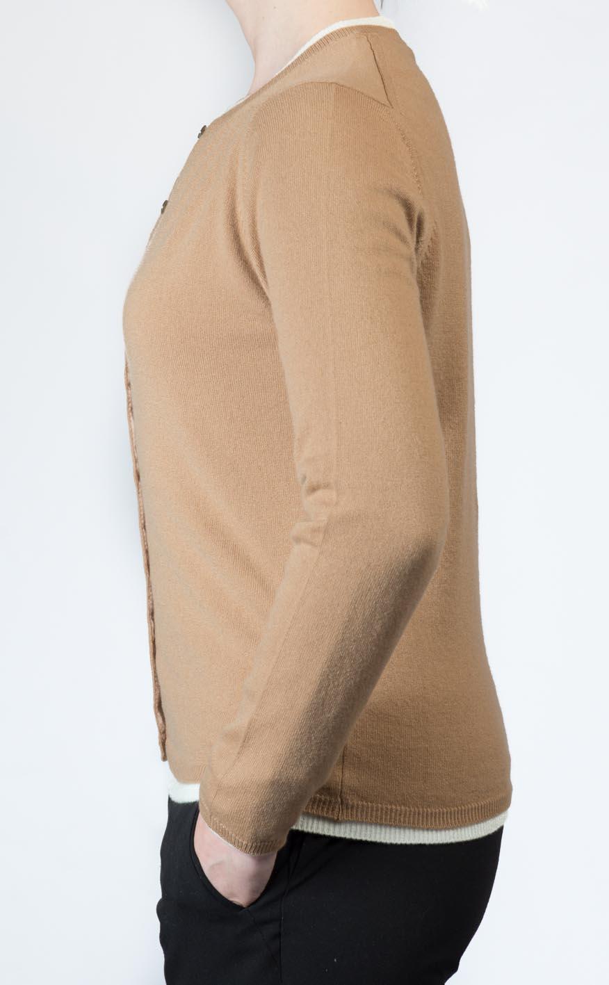 Ladies Cashmere Cardigan by Scotweb 0b38399d7