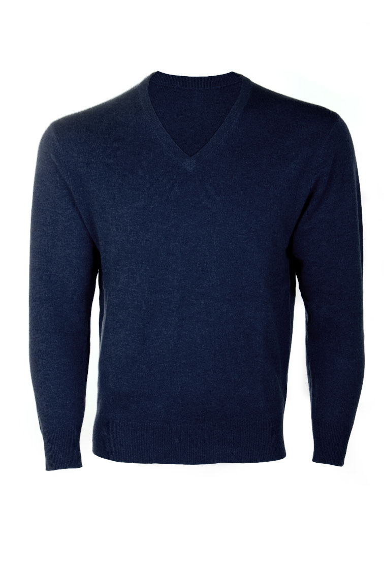 Green Mens Sweater