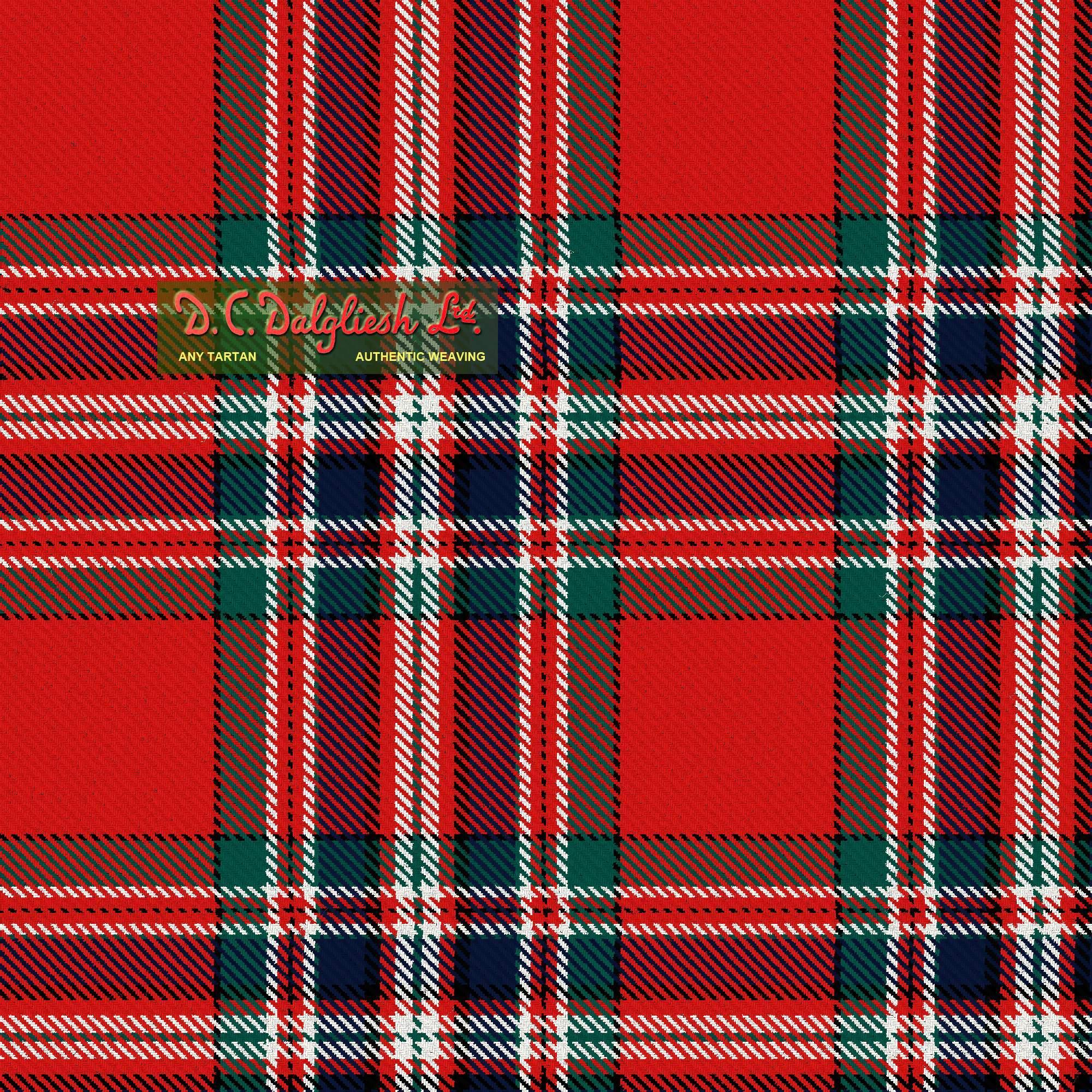 macfarlane red modern colours pure silk 3 jpg