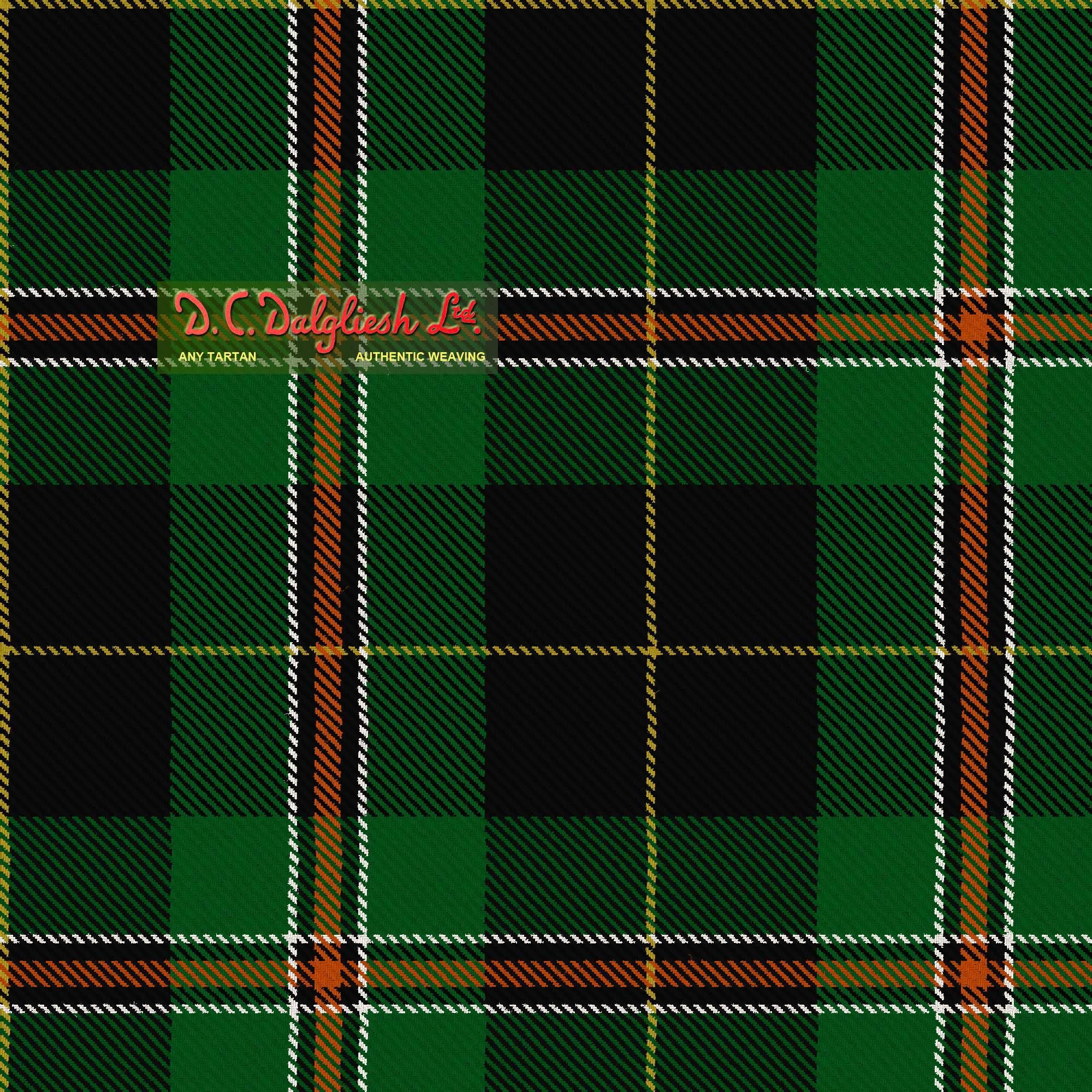 Highlands Of Durham 2 Fabric By Dc Dalgliesh Hand