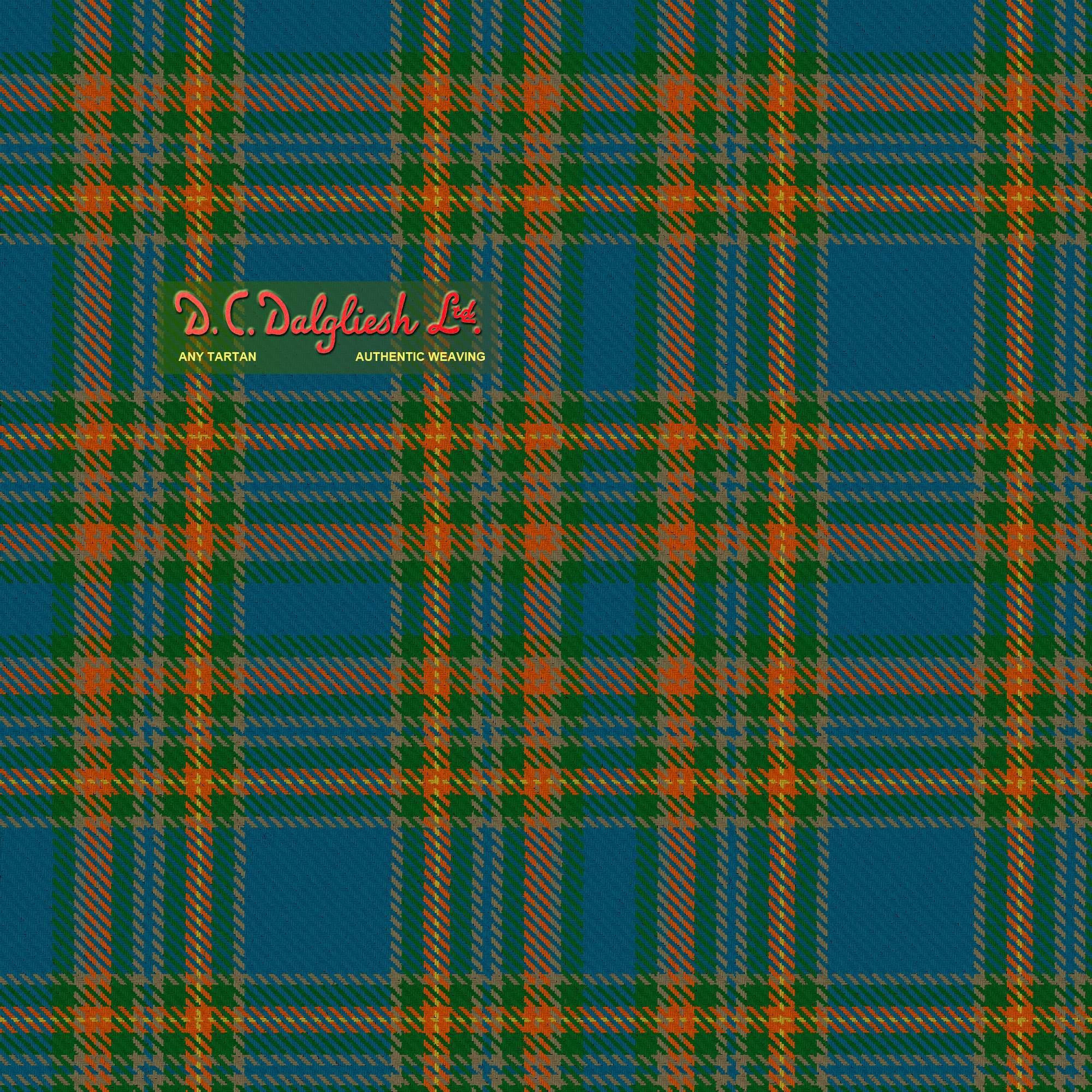Indianapolis Mpd Emerald Society Fabric By Dc Dalgliesh