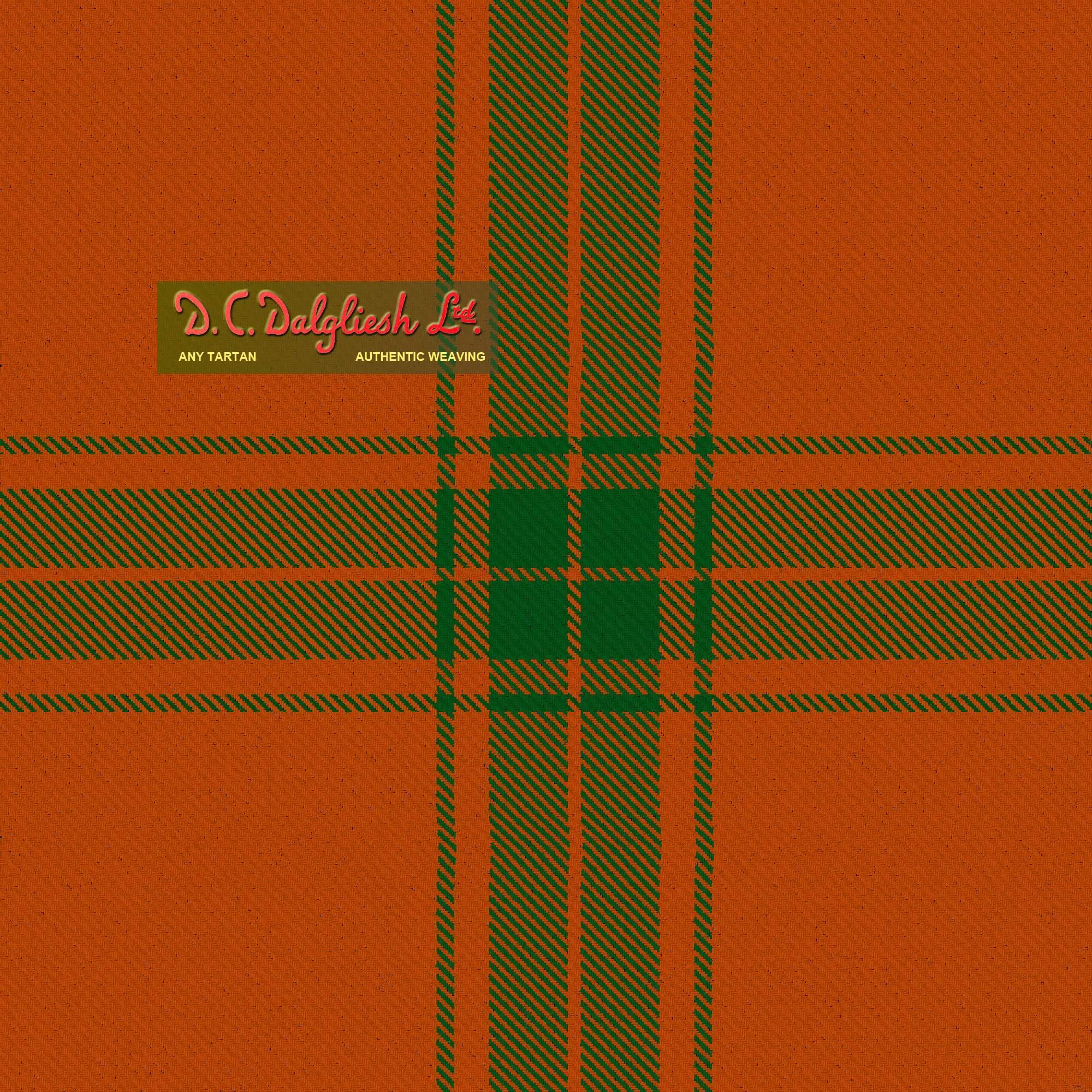 Kadewe Of Germany Fabric By Dc Dalgliesh Hand Crafted