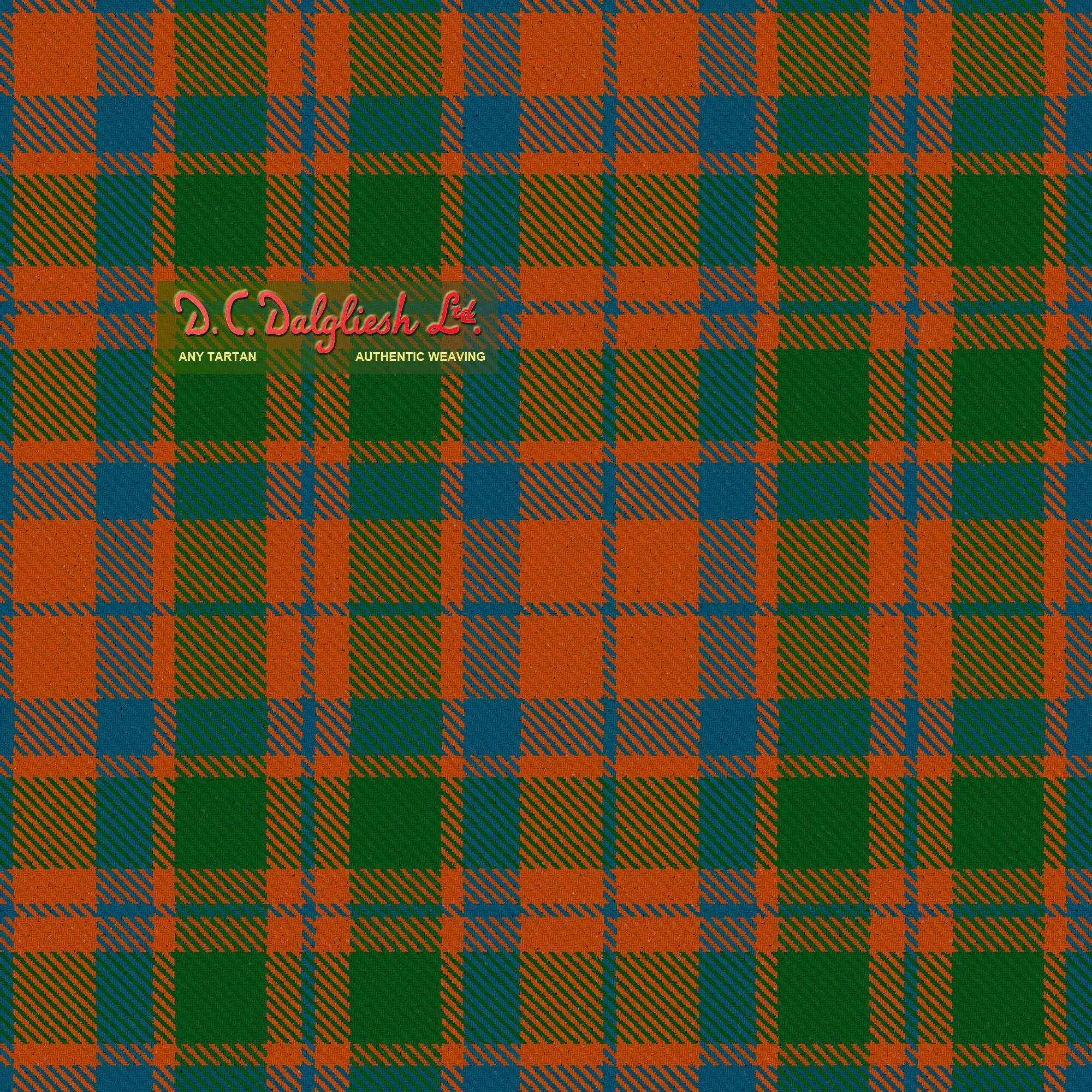 Macbean Of Tomatin Fabric By Dc Dalgliesh Hand Crafted