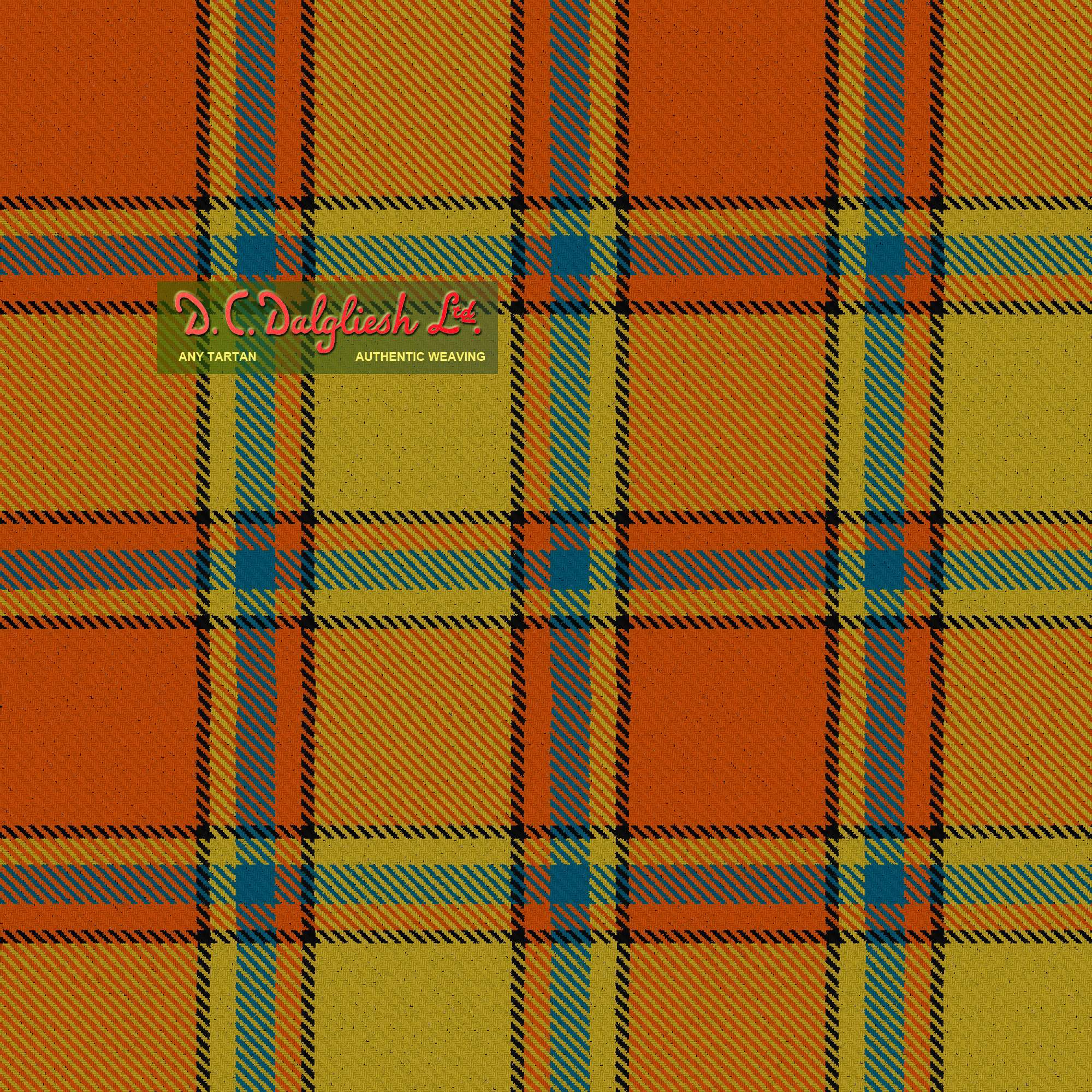 Scrymgeour Fabric By Dc Dalgliesh Hand Crafted Tartans