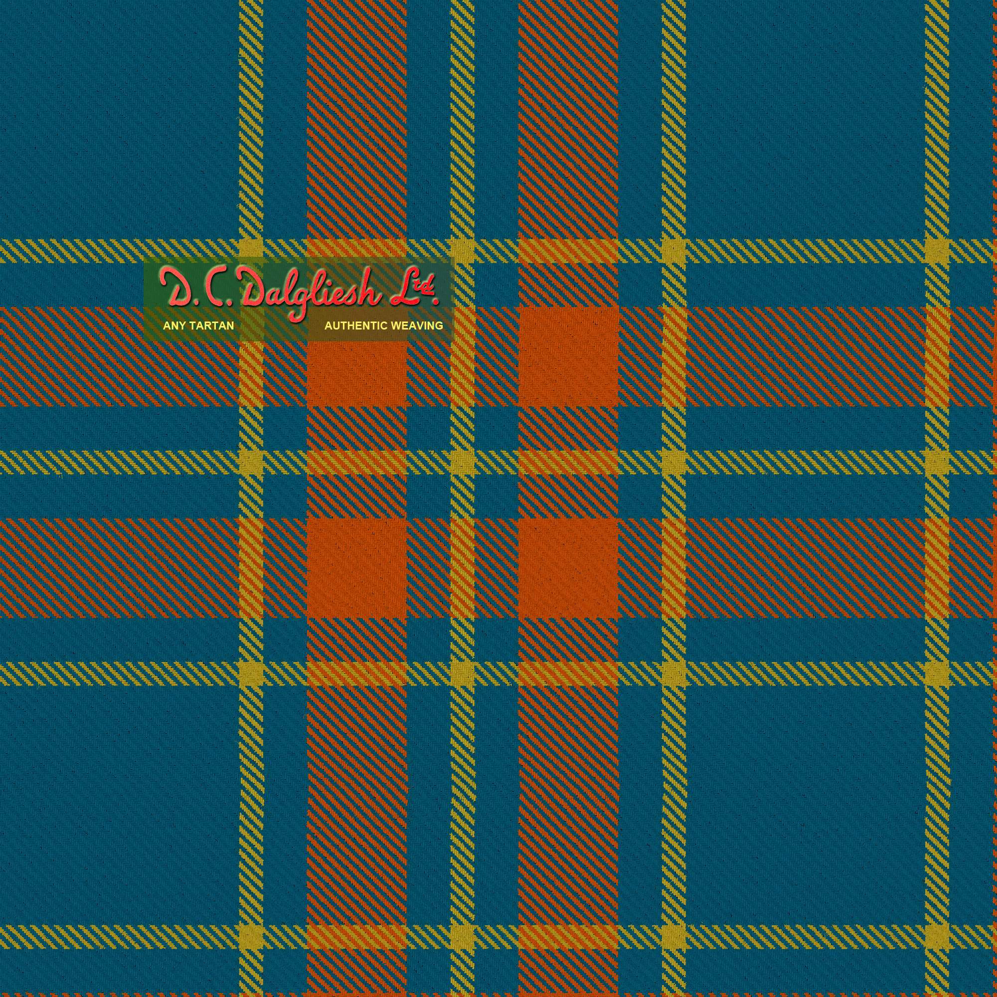 South Australia Pipes Amp Drums Fabric By Dc Dalgliesh