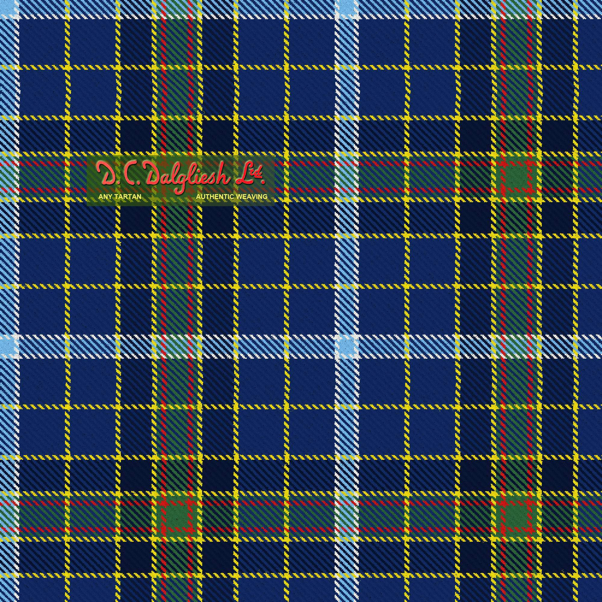 Knox 2 Fabric By Dc Dalgliesh Hand Crafted Tartans