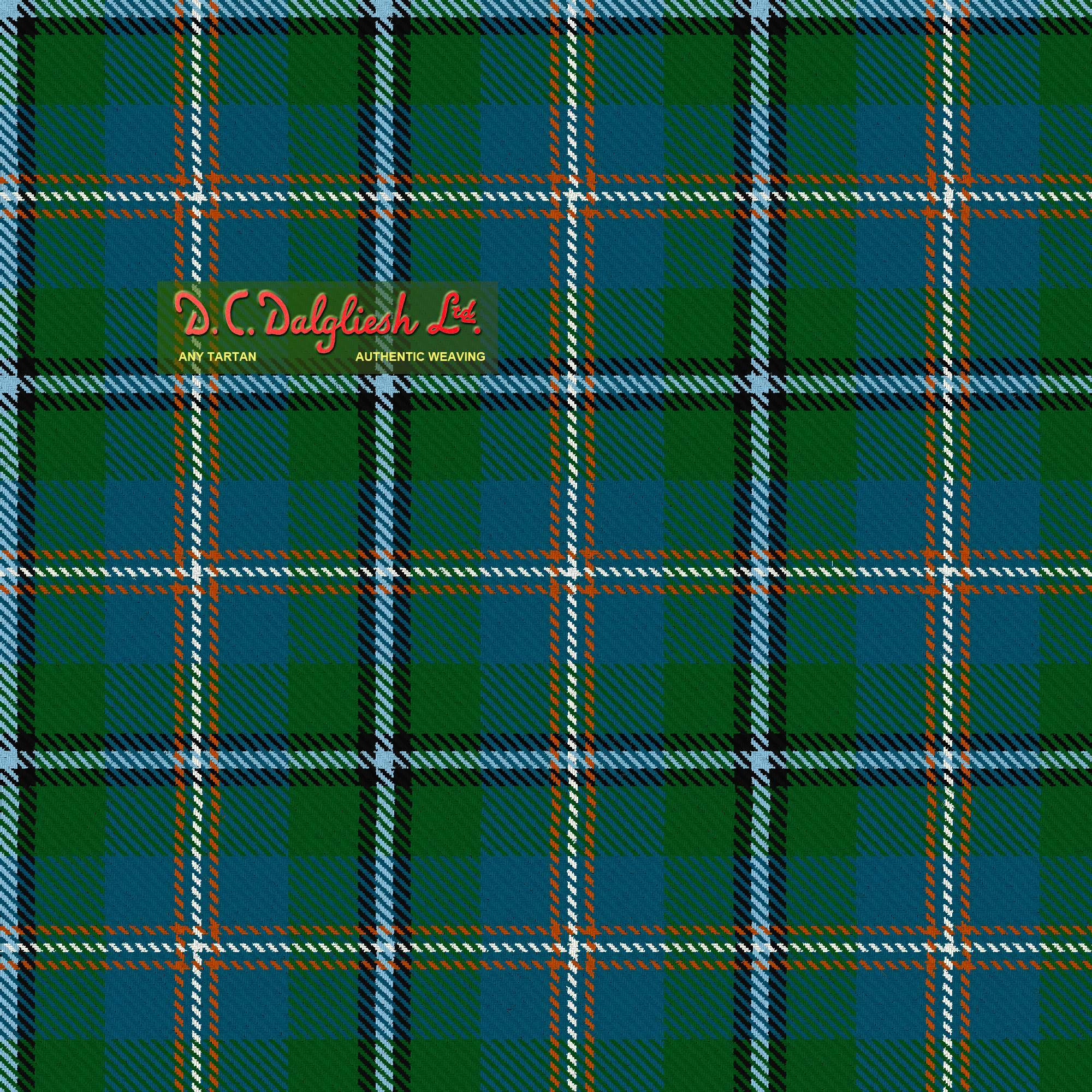 Lundy Fabric By Dc Dalgliesh Hand Crafted Tartans