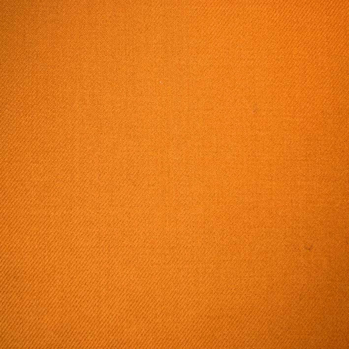 orange colour single shade saffron tartan