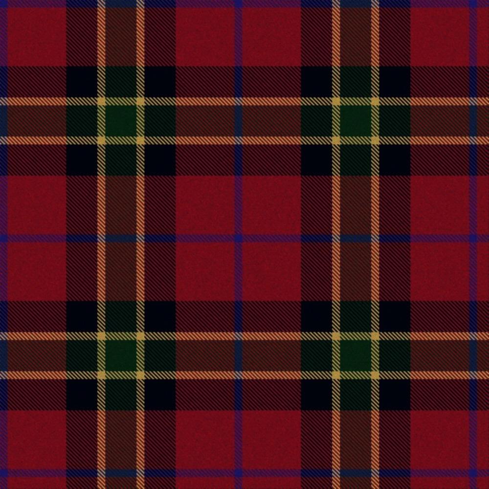 Miles Adirondack Hunting Tartan - Scotweb Tartan Designer