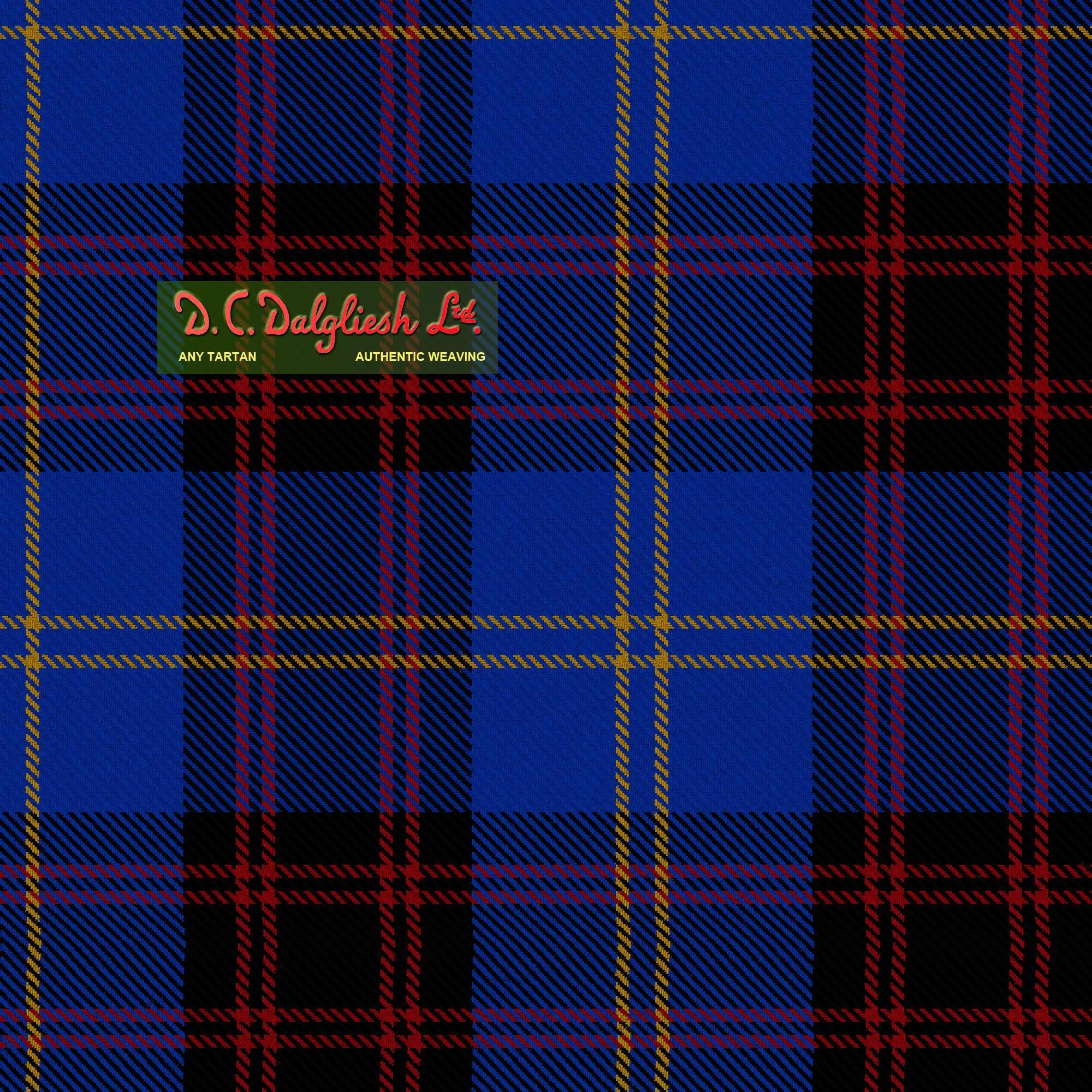 Rutherford Tartan - Scotweb Tartan Designer