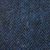 Tarbert Plain Herringbone Blue 24301