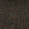 Tarbert Plain Herringbone Brown 24318