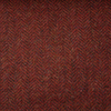 Cheviot  Plain Herringbone Red 109