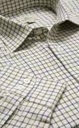 Pure Cotton Tattersall Check Shirt