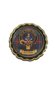 Clan Crest Fridge Magnet, Old Style